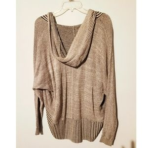 Hooded Express Cardigan